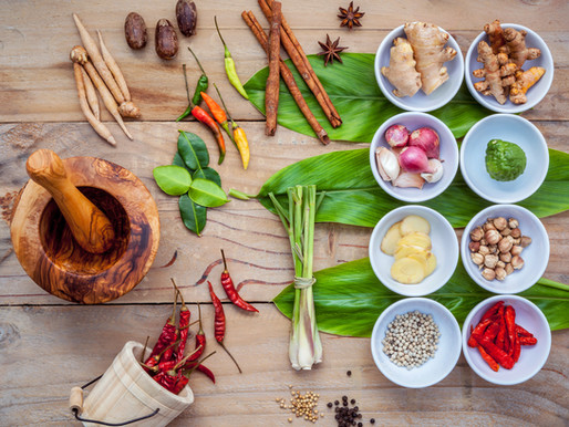 Easy Thai cooking for vegans