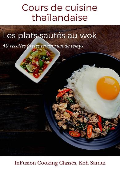 Les plats sautés au wok
