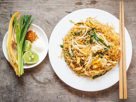 Pad Thai, das einfache Rezept