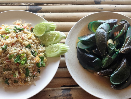 Krua Bang Po, our favorite seafood restaurant in Koh Samui