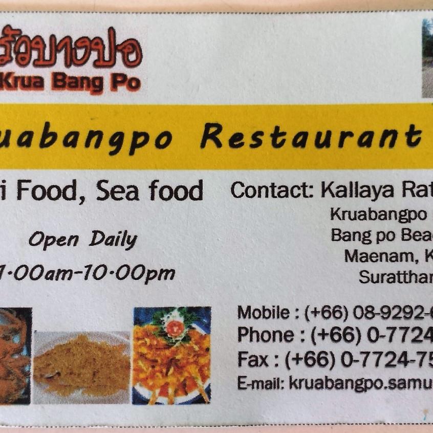 Krua Bang Po 3