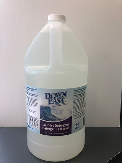 Down East Laundry Detergent 4L