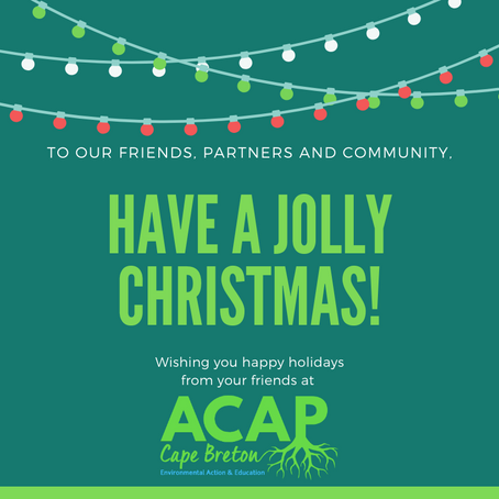 Merry Christmas from ACAP CB!