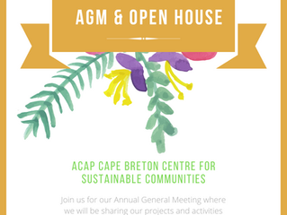 AGM and Open House!