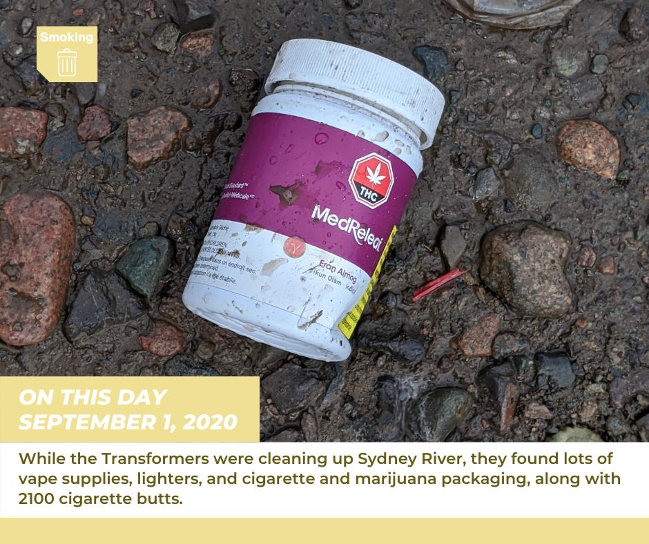 Trash Talk_ Smoking Related Activities 3