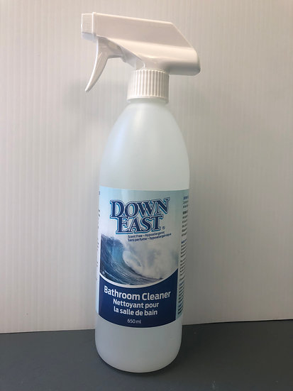 Down East Bathroom Cleaner 650ml