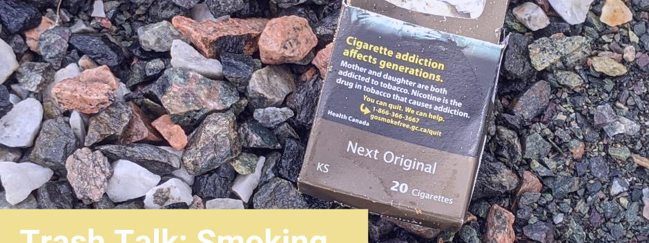 Trash Talk_ Smoking Related Activities 1