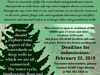 Watershed Poetry Contest  Submission Guidelines