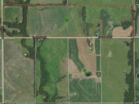 LAND AUCTION - 3 TRACTS - WABAUNSEE COUNTY