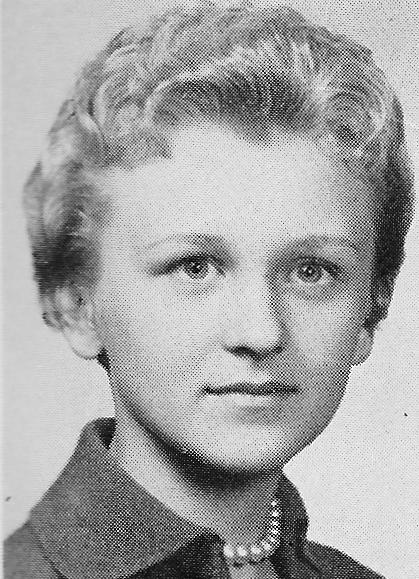 Marilyn B Chonko 1960