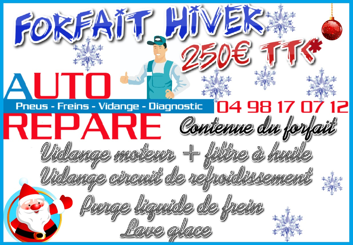 Forfait hiver
