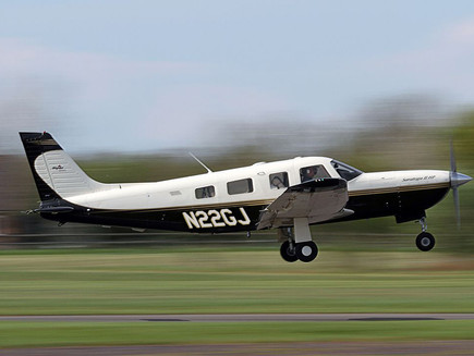 Unconventional Air Charter Startup