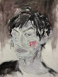 self-portrait 自画像2021.1.30