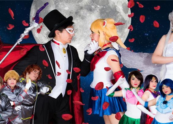 Sailor Moon Musical México CdMx