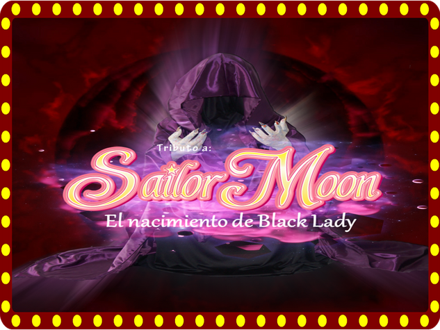 Sailor Moon Black Lady