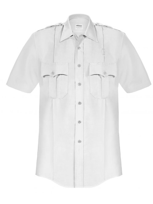 Elbeco Paragon Plus Poplin Short Sleeve Shirts – Mens