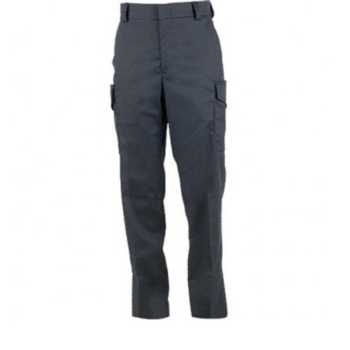 Blauer Side-PKT Cotton Blen Trousers