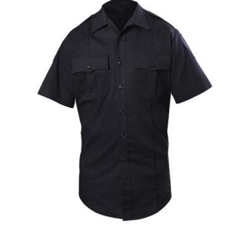 Blauer Short Sleeve Cotton Blend Shirt 8713