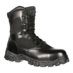 ROCKY ALPHAFORCE ZIPPER  COMPOSITE TOE PUBLIC SERVICE BOOT
