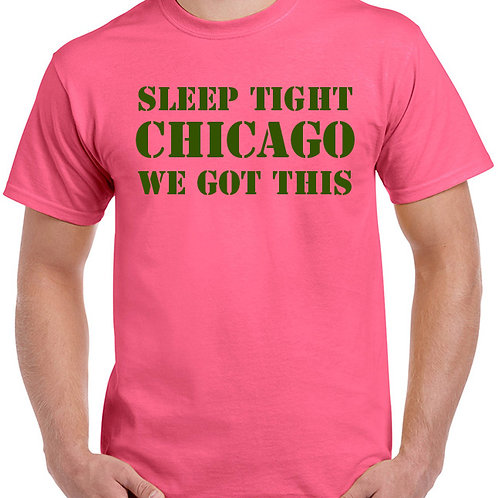 Sleep Tight Police Shirt