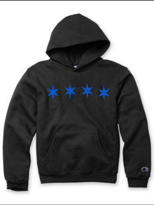 Chicago Star Hoodie