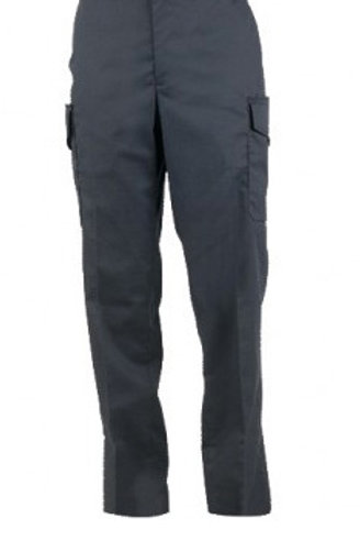 Blauer Side-PKT Wool Blend Trousers
