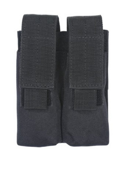 Voodoo Tactical Pistol Mag Pouch Double