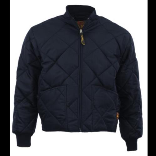 "Game Sportswear 1221-J: ""The Bravest"" Diamond Quilt Jacket"
