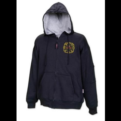 Game Sportswear: 8010 Waffle Lined Hoodie