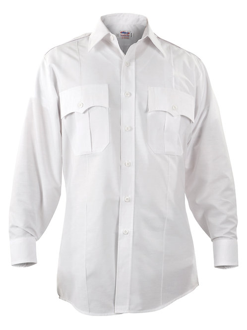 Elbeco Paragon Plus Poplin long Sleeve Shirts – Mens
