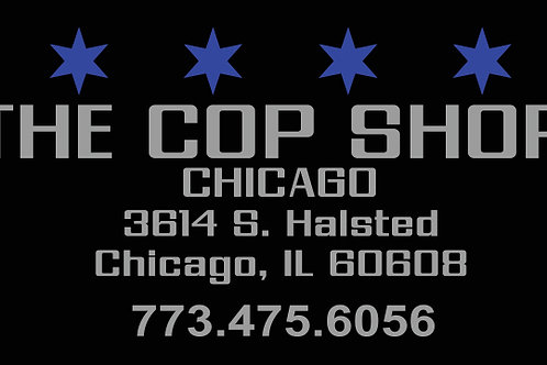 Cop Shop Chicago Gift Cards