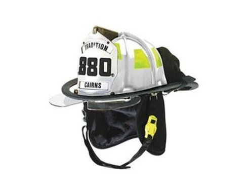 Cairns® 880 Traditional Thermoplastic Fire Helmet