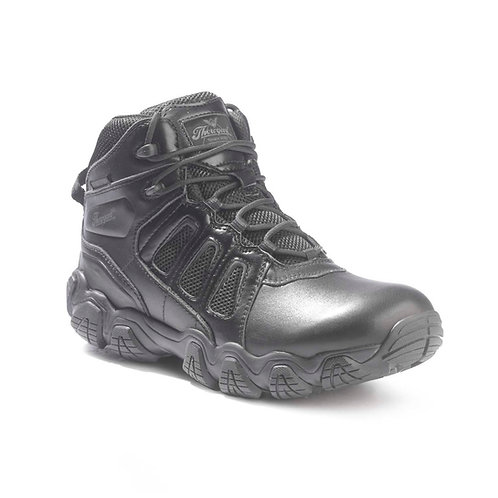"Thorogood 6"" Crosstrex Waterproof Safety Boot w/ Polishable Toe"