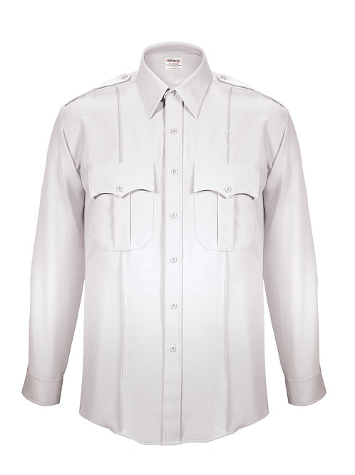 Elbeco TexTrop2 Long Sleeve Shirts with Zipper – Mens