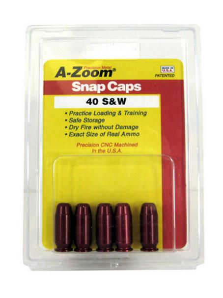 A-Zoom - Precision Metaal Snap Caps