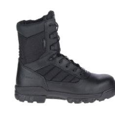 """Bates Men's 8"""" Tactical Sport DRYGuard Side Zip Composite Toe"""