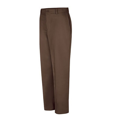 Red Kap Wrinkel-Resistant Cotton Work Pant