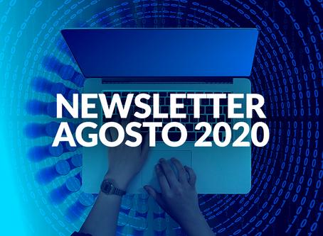 Newsletter Evo Systems - Agosto 2020