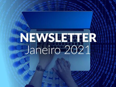 Newsletter Evo Systems - Jan 2021