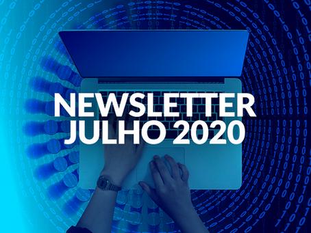 Newsletter Evo Systems - Julho 2020