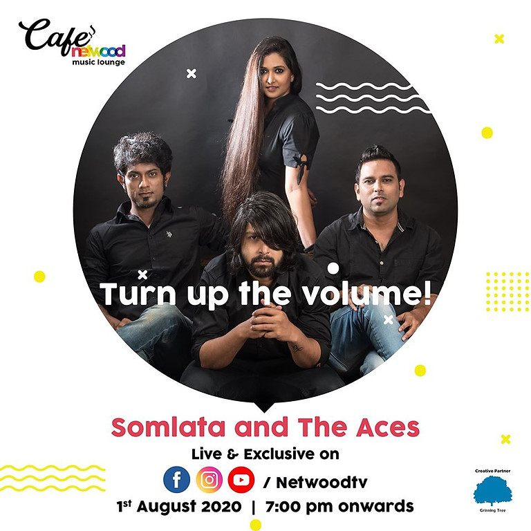 Somlata and The Aces Live From Netwood's Youtube Channel