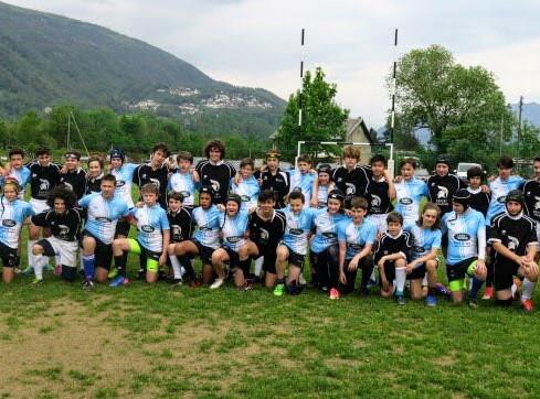 La U14 ottiene una vittoria di prestigio