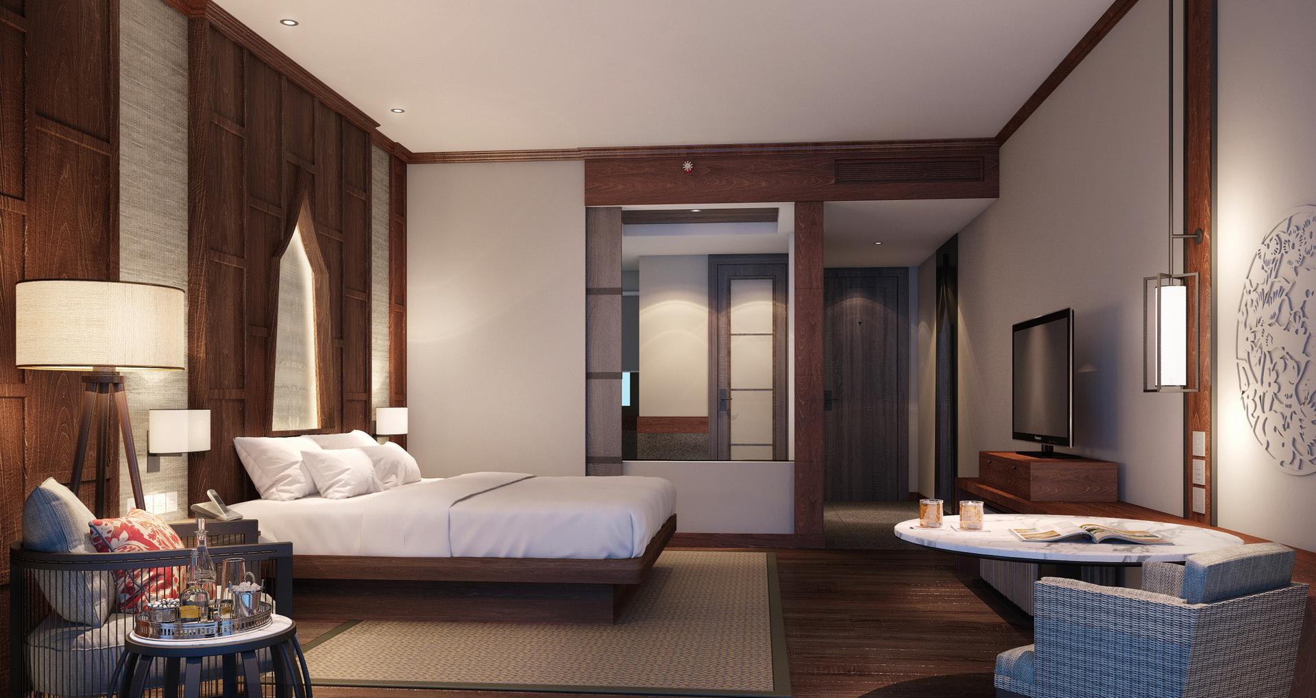 Thai Style Room