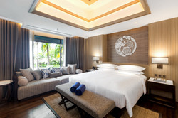 Two Bedrooms Beach Pool Villa
