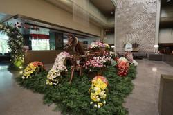 Flower Show Decoration 3