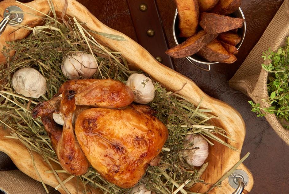 farmer chicken