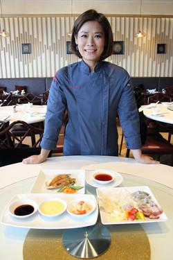 Chef Denice Wai