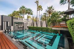 Bensley Suite Pool Across