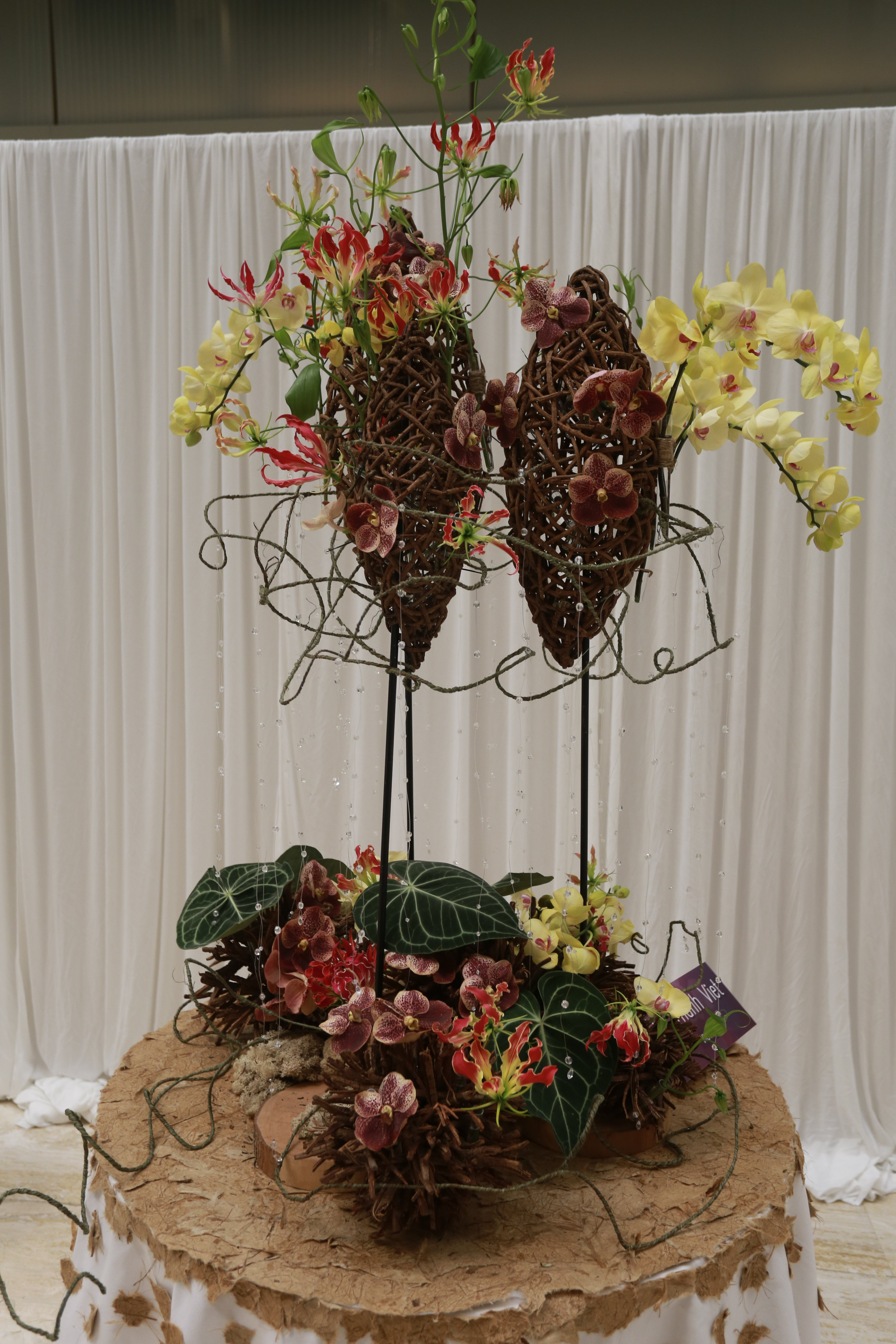 Flower Show Decoration 11