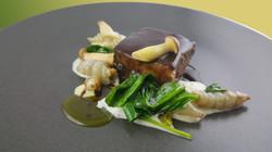 Guest chef menu 6